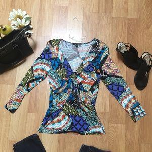 Cable & Gauge medium blouse